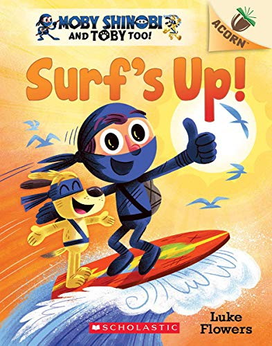 Moby Shinobi Surf's Up