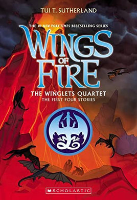 Wings of Fire: Winglets Quartet (stories