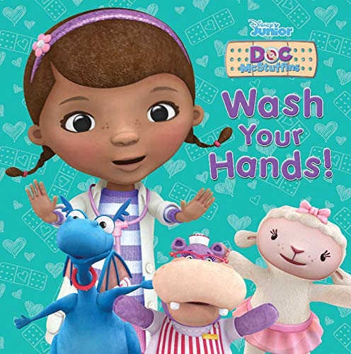 Doc McStuffins Wash Your Hands