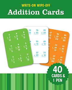 Dry Erase Addition Cards