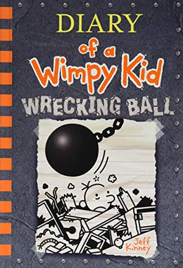 Diary Wimpy Kid 14 Wrecking Ball