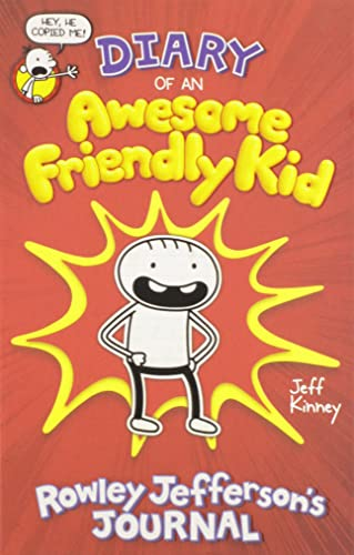 Diary of Awesome Friendly Kid