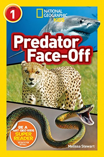 Nat Geo Reader Predator Face-Off