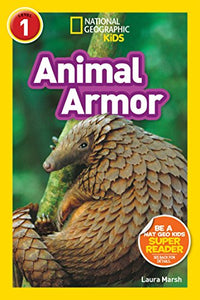 Nat Geo Reader Animal Armor