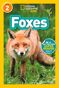 Nat Geo Reader Foxes