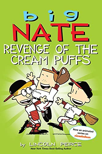 Big Nate Revenge of Cream Puffs