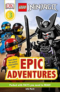 Lego Ninjago: Epic Adventures