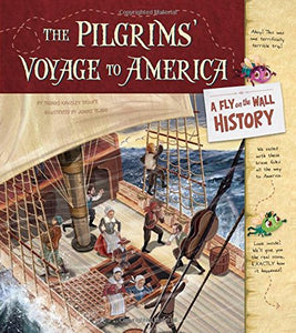 Pilgrims' Voyage Fly on Wall
