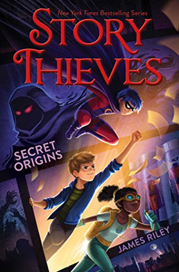 Story Thieves #3 Secret Origins