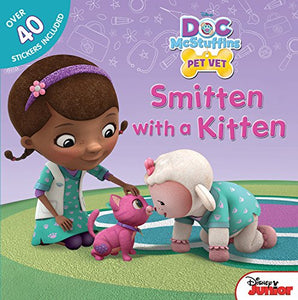 Doc McStuffins Smitten with a Kitten