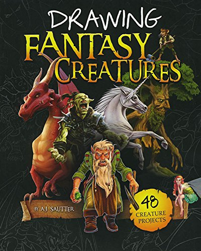 Drawing Fantasy Creatures