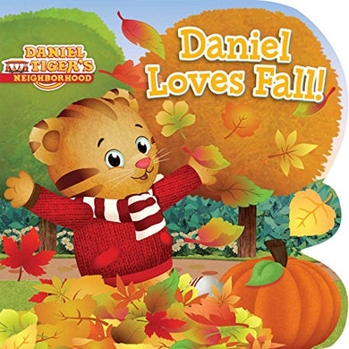 Daniel Tiger Loves Fall!