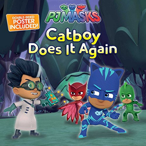 PJ Masks Catboy Does It Again
