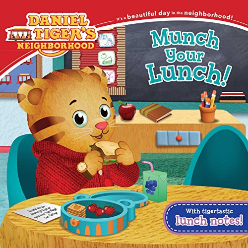 Daniel Tiger Munch Your Lunch