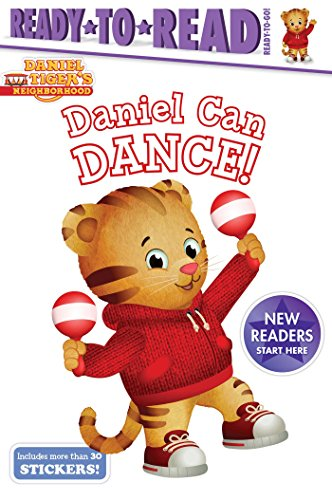 Daniel Tiger Can Dance
