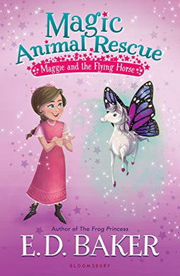 Magic Animal Rescue Flying Horse