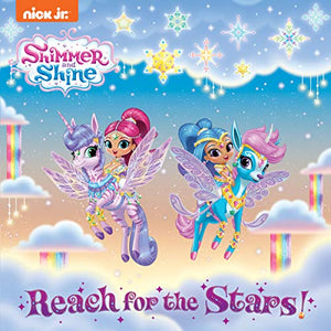 Shimmer and Shine Reach for the Stars