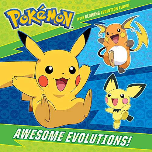 Pokemon Awesome Evolutions!