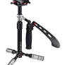 iFootage Wildcat III Stabiliser - Aluminum Version