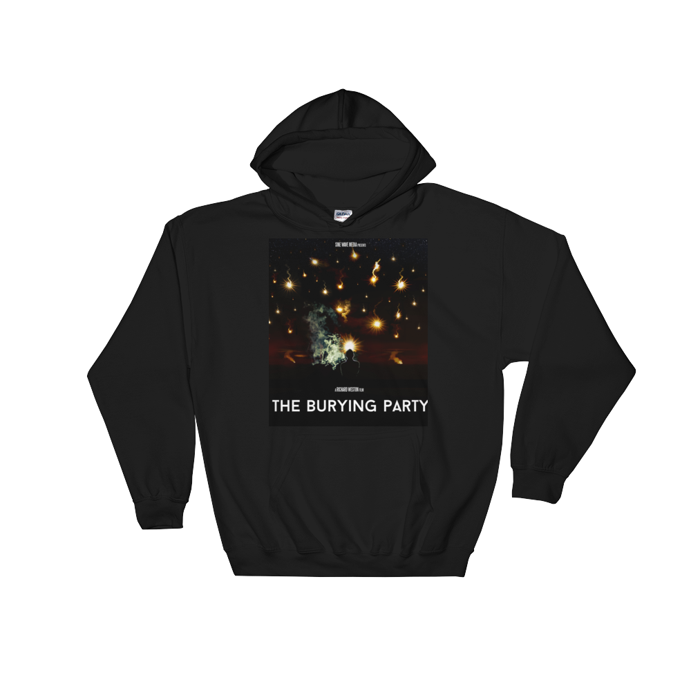 The Burying Party Hooded Sweatshirt