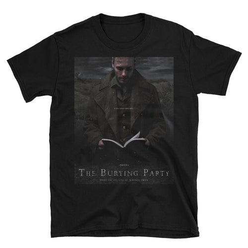 Unisex Official TBP Poster T-Shirt Limited Edition