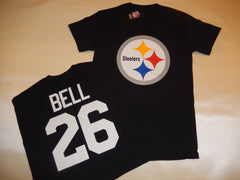 Pittsburgh Steelers LE'VEON BELL Football Eligible Receiver Shirt