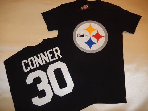 Pittsburgh Steelers JAMES CONNER Football Eligible Receiver Shirt