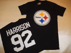 Pittsburgh Steelers JAMES HARRISON Football Eligible Receiver Shirt