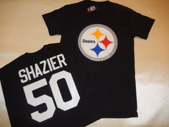 Pittsburgh Steelers RYAN SHAZIER Football Eligible Receiver Shirt