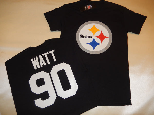 Pittsburgh Steelers JT WATT Football Eligible Receiver Shirt