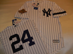 1996 New York Yankees World Series TINO MARTINEZ Jersey WHITE P/S