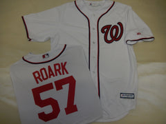 Majestic Washington Nationals MAX SCHERZER Baseball Jersey White