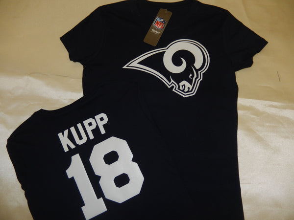 Womens St Louis Rams COOPER KUPP Football Eligible Receiver Shirt