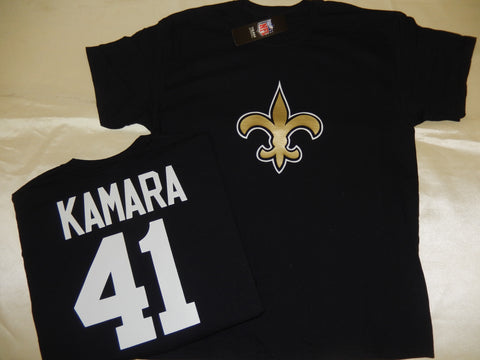 New Orleans Saints ALVIN KAMARA Football Eligible Receiver Shirt