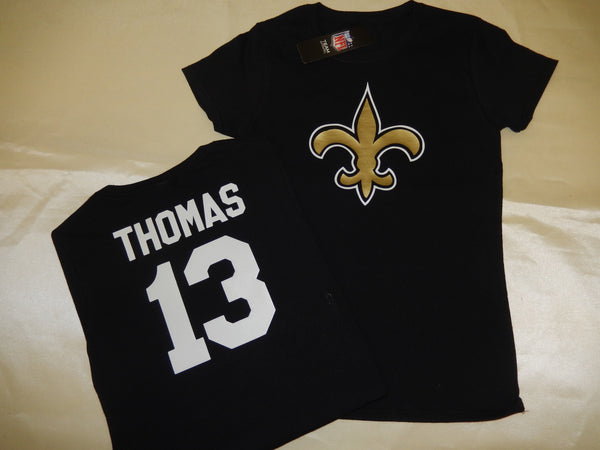 WOMENS New Orleans Saints MICHAEL THOMAS Football Eligible Receiver Shirt
