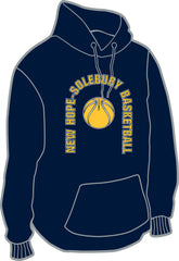 New Hope Solbury Basketball DRI FIT Hooded Sweatshirt