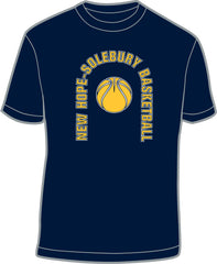New Hope Solbury Basketball Short Sleeve DRI FIT T-Shirt