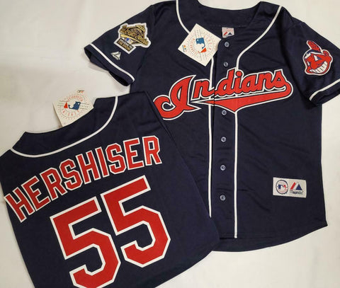 1988 World Series Los Angeles Dodgers OREL HERSHISER White Jersey