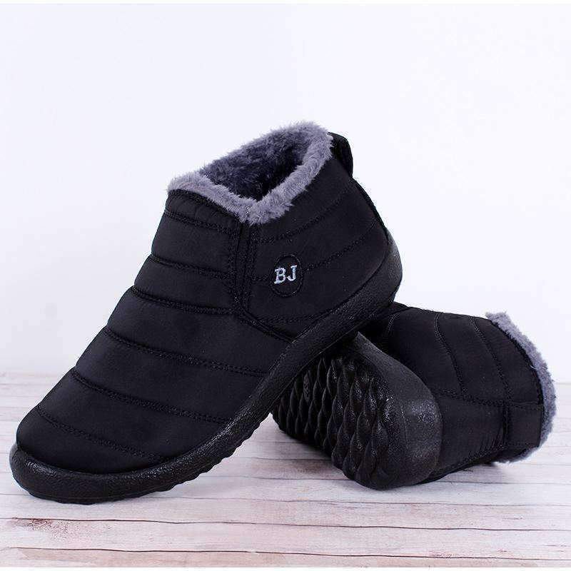 2 pack of Waterproof Snow Boots-Boots Collection-Chic Zen