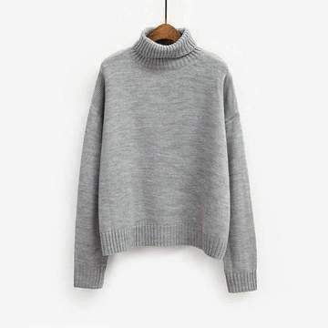 2018 Womens Winter Sweater-Pullovers-Chic Zen