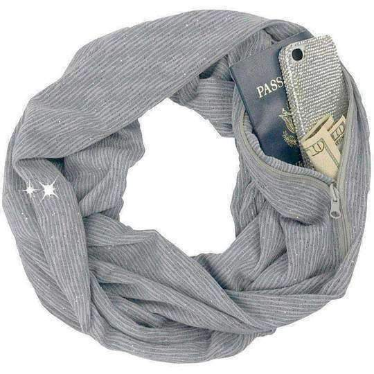 """Buy One Get One"" (BOGO) FREE SHOLDIT INFINITY SCARF-Accessories-Chic Zen"