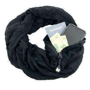 SHOLDIT Convertible Infinity Mystic Scarf with Pocket-Accessories-Chic Zen