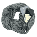 Load image into Gallery viewer, SHOLDIT Convertible Infinity Mystic Scarf with Pocket-Accessories-Chic Zen