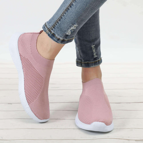 Slip-On Sneakers-Shoes-Chic Zen