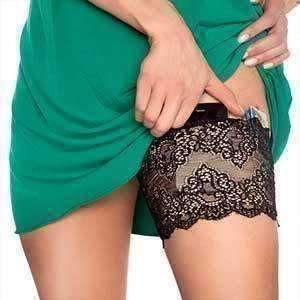 Chic Zen - Accessories; UnderWraps Hands Free Garter
