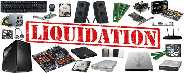 Computer Components & Accessories Liquidation