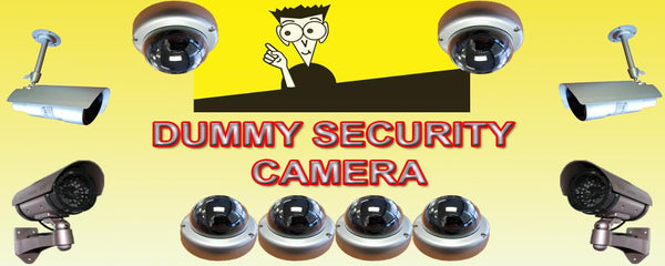 Fake / Dummy Security Cameras