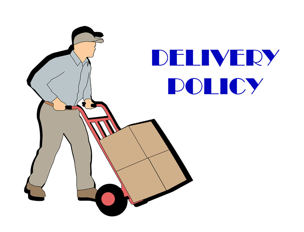 delivery policy - Mega PC