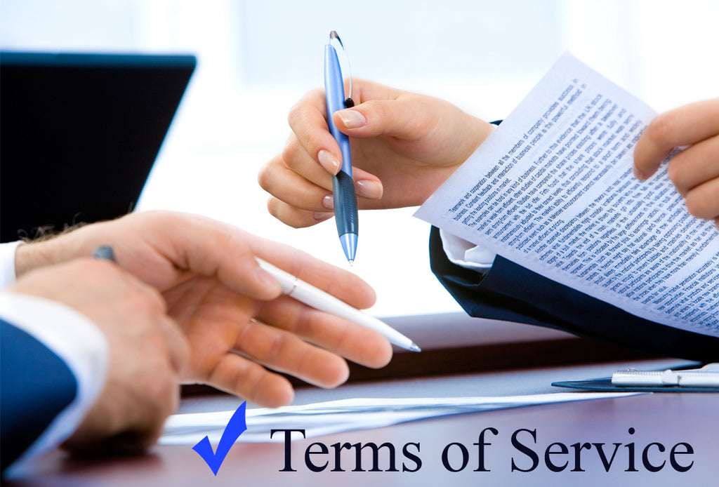 terms of service - mega pc