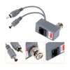 Single-Channel Passive Video/Audio Balun 24AWG UTP CAT-5